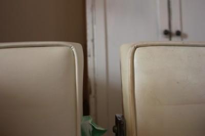 chaise avant après